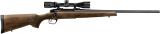 Kulovnice Remington 783 Walnut s optikou .243 Win.