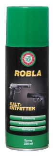 Odmašťovač Ballistol Robla Cold Degreaser spray, 200 ml